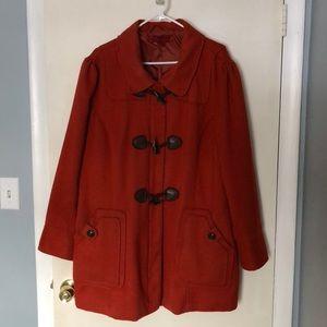 080f435a735 Women s Plus Size Toggle Coat on Poshmark